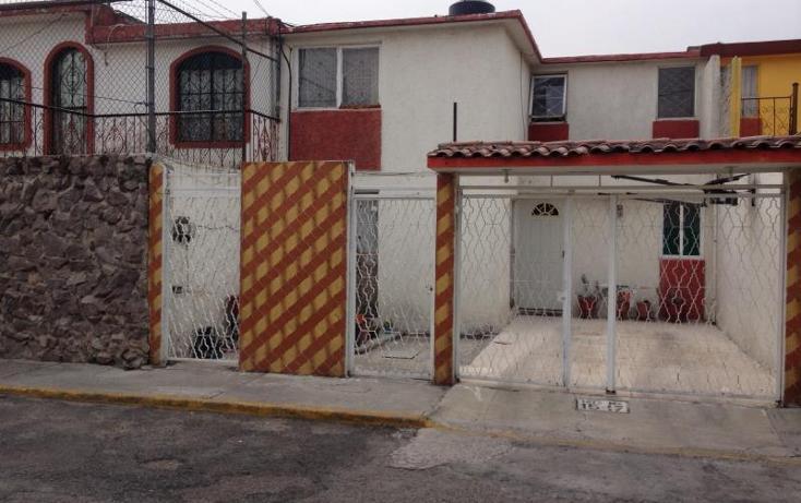 Foto de casa en venta en  #mz. 17, los laureles, ecatepec de morelos, méxico, 1657740 No. 02