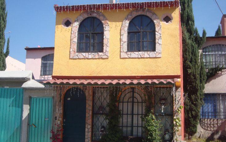 Foto de casa en venta en mz 3 lt 18 casa b, real del bosque, tultitlán, estado de méxico, 1717906 no 01