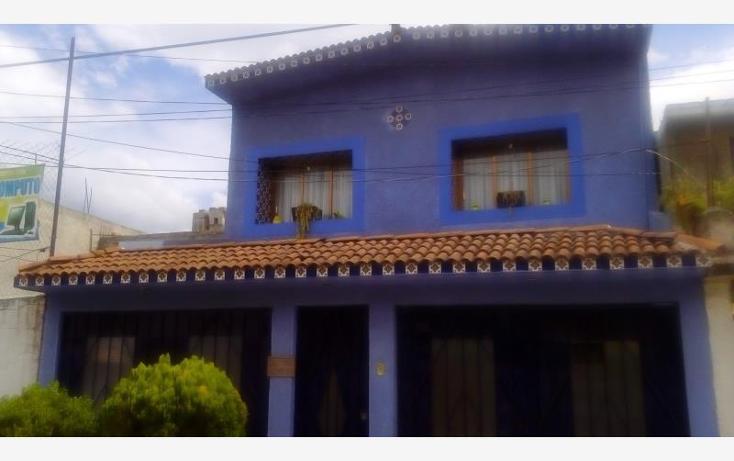 Foto de casa en venta en  #mz. 834, jardines de morelos secci?n islas, ecatepec de morelos, m?xico, 1776104 No. 01