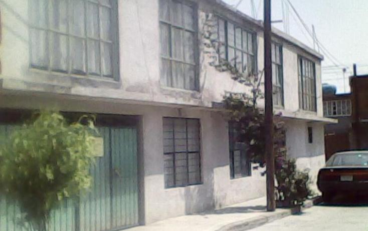 Foto de casa en venta en  mz2 lt12, casas reales, ecatepec de morelos, m?xico, 382857 No. 01