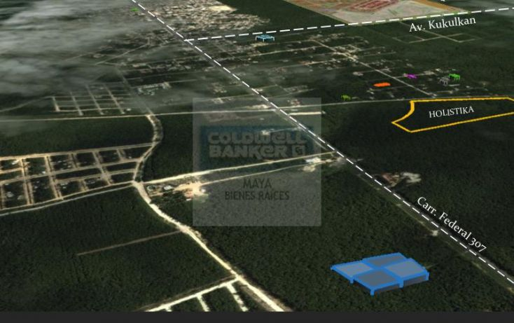 Foto de terreno habitacional en venta en mza 876 lot 09, tulum centro, tulum, quintana roo, 332428 no 03