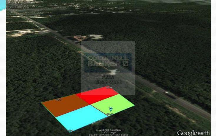Foto de terreno habitacional en venta en mza 876 lot 09, tulum centro, tulum, quintana roo, 332428 no 06