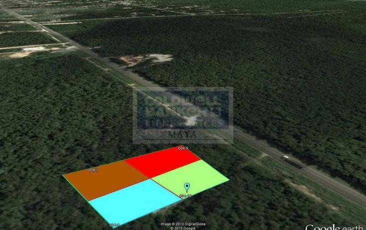 Foto de terreno habitacional en venta en mza 876 lt 04 10 10, tulum centro, tulum, quintana roo, 332427 no 07