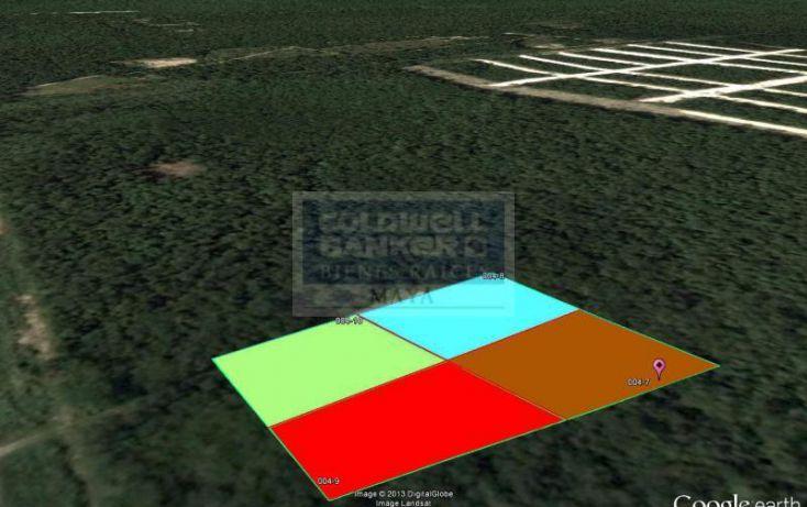 Foto de terreno habitacional en venta en mza 876 lt 0407, tulum centro, tulum, quintana roo, 346113 no 05