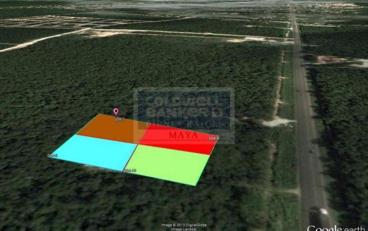 Foto de terreno habitacional en venta en mza 876 lt 0407, tulum centro, tulum, quintana roo, 346113 no 06