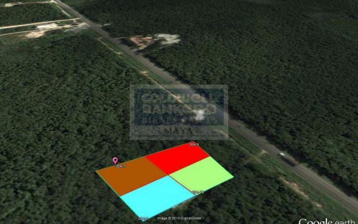 Foto de terreno habitacional en venta en mza 876 lt 0407, tulum centro, tulum, quintana roo, 346113 no 07