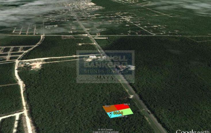 Foto de terreno habitacional en venta en mza 876 lt0408 08, tulum centro, tulum, quintana roo, 332423 no 05