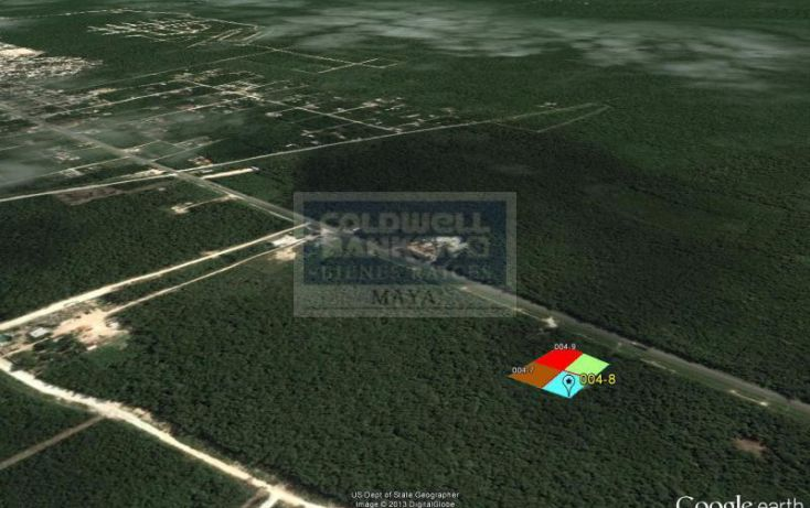 Foto de terreno habitacional en venta en mza 876 lt0408 08, tulum centro, tulum, quintana roo, 332423 no 06