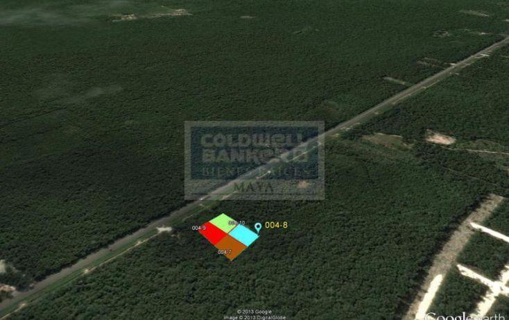Foto de terreno habitacional en venta en mza 876 lt0408 08, tulum centro, tulum, quintana roo, 332423 no 07