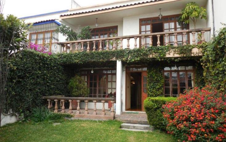 Foto de casa en venta en  n, valle escondido, tlalpan, distrito federal, 1750536 No. 01