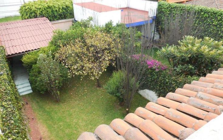Foto de casa en venta en  n, valle escondido, tlalpan, distrito federal, 1750536 No. 03