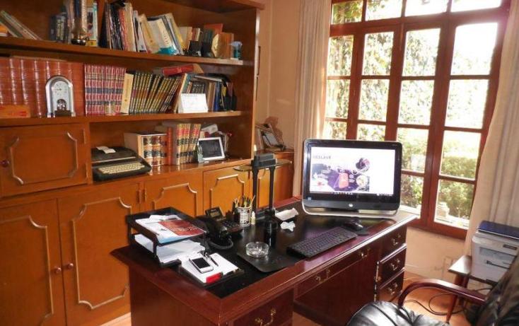 Foto de casa en venta en  n, valle escondido, tlalpan, distrito federal, 1750536 No. 12