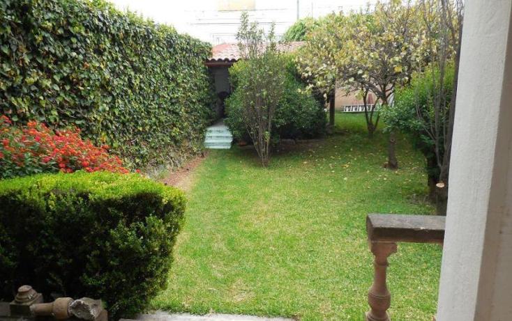Foto de casa en venta en  n, valle escondido, tlalpan, distrito federal, 1750536 No. 13