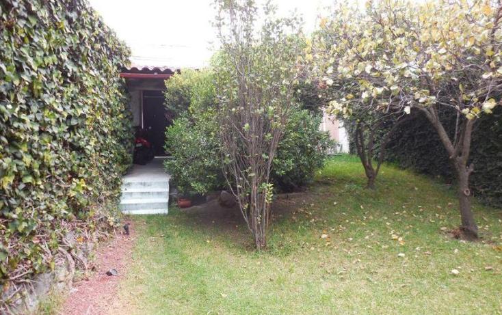 Foto de casa en venta en  n, valle escondido, tlalpan, distrito federal, 1750536 No. 14