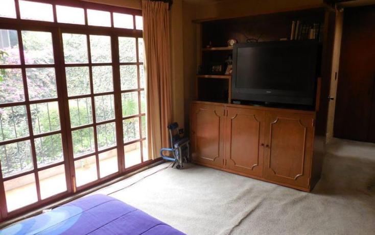 Foto de casa en venta en  n, valle escondido, tlalpan, distrito federal, 1750536 No. 25