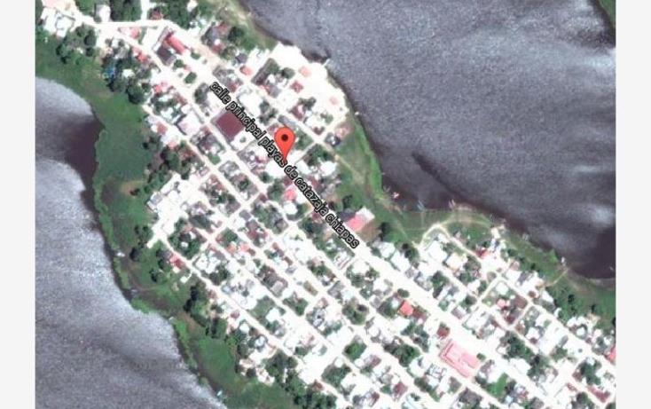 Foto de terreno habitacional en venta en  n/a, catazaja, catazaj?, chiapas, 656377 No. 01