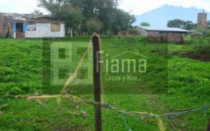 Foto de terreno habitacional en venta en  na, el armadillo, tepic, nayarit, 1361757 No. 06