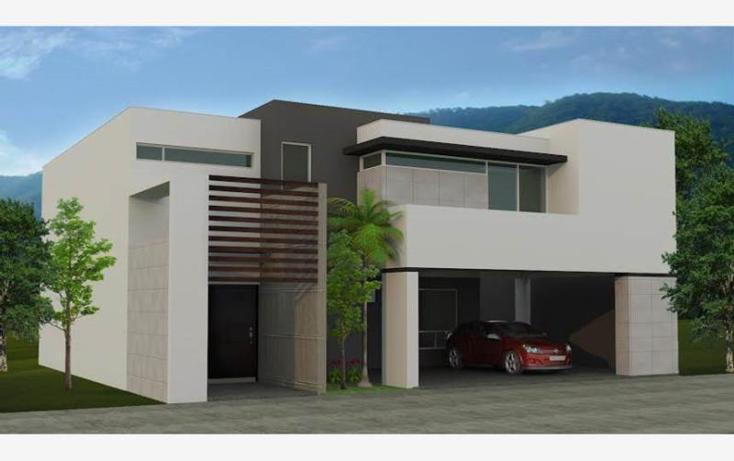 Foto de casa en venta en  n/a, mirador, monterrey, nuevo león, 703764 No. 01