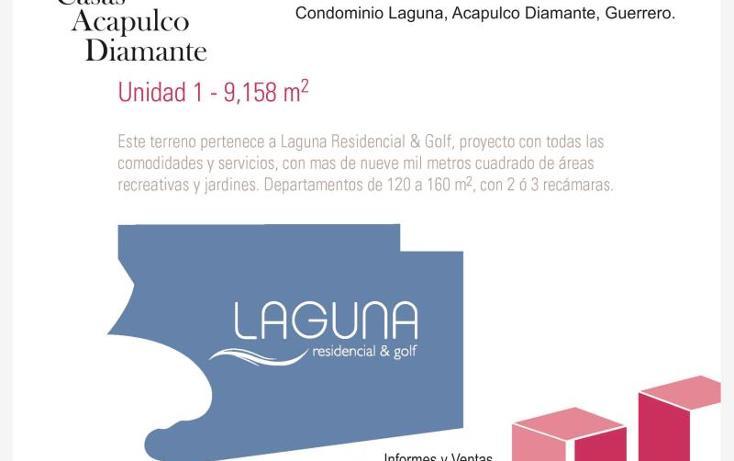 Foto de terreno habitacional en venta en  n/a, playa diamante, acapulco de juárez, guerrero, 629474 No. 10