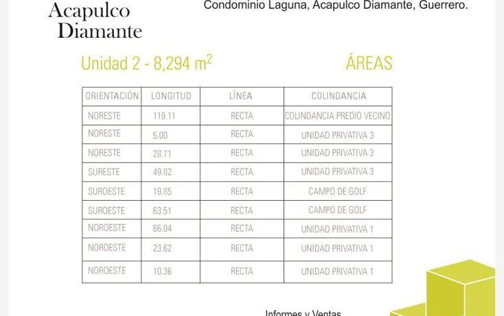 Foto de terreno habitacional en venta en  n/a, playa diamante, acapulco de juárez, guerrero, 629474 No. 12