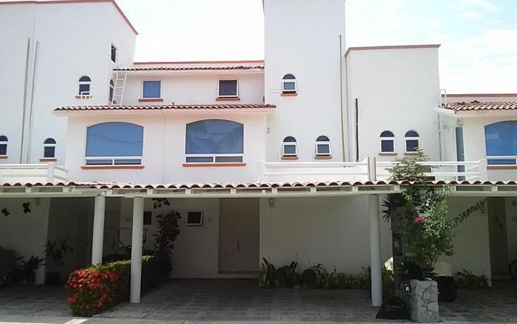 Foto de casa en renta en  n/a, playa diamante, acapulco de juárez, guerrero, 629631 No. 01
