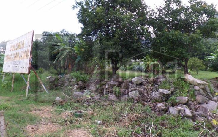 Foto de terreno habitacional en venta en  na, san juan, tepic, nayarit, 1361813 No. 08