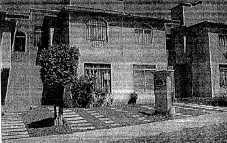 Foto de casa en venta en  n/a, san marcos huixtoco, chalco, méxico, 587795 No. 01