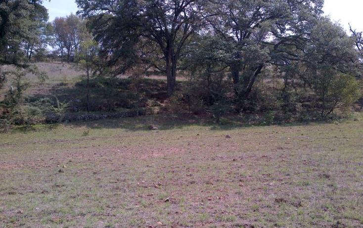 Foto de terreno habitacional en venta en  na, san pedro tenango, amealco de bonfil, quer?taro, 377940 No. 10