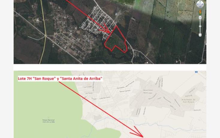 Foto de terreno habitacional en venta en  n/a, san roque, juárez, nuevo león, 680497 No. 05