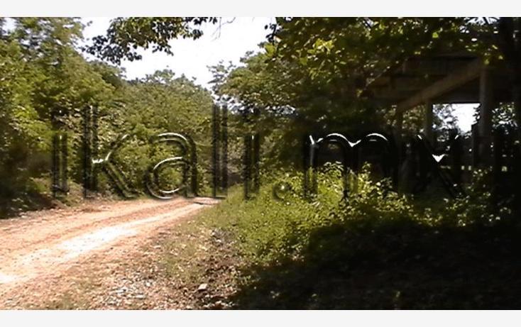 Foto de terreno habitacional en venta en  , nalua, tuxpan, veracruz de ignacio de la llave, 584013 No. 01