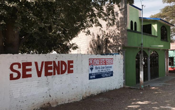 Foto de terreno habitacional en venta en  , nandambua 2a sección, chiapa de corzo, chiapas, 1624215 No. 01