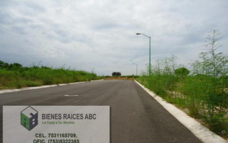 Foto de terreno habitacional en venta en, napoleón gómez sada, lázaro cárdenas, michoacán de ocampo, 812497 no 02