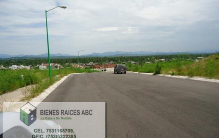 Foto de terreno habitacional en venta en, napoleón gómez sada, lázaro cárdenas, michoacán de ocampo, 812497 no 03