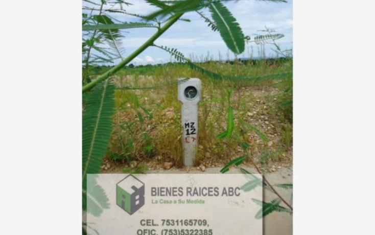 Foto de terreno habitacional en venta en, napoleón gómez sada, lázaro cárdenas, michoacán de ocampo, 812497 no 04