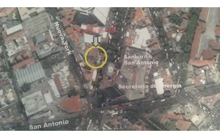 Foto de edificio en renta en  , napoles, benito ju?rez, distrito federal, 1186381 No. 03