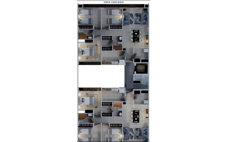 Foto de departamento en venta en  , napoles, benito juárez, distrito federal, 1535897 No. 02