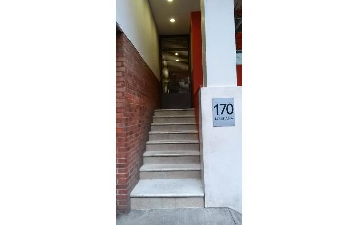 Foto de departamento en venta en  , napoles, benito juárez, distrito federal, 1693634 No. 01