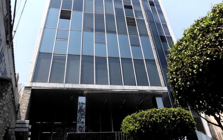 Foto de oficina en renta en  , napoles, benito ju?rez, distrito federal, 1857466 No. 01