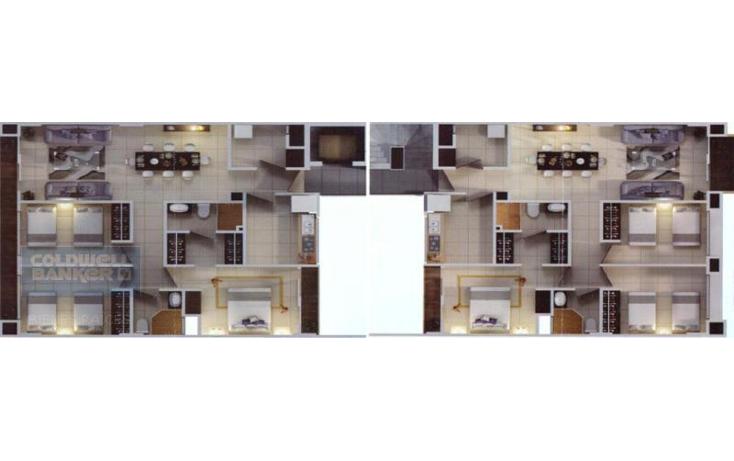 Foto de departamento en venta en  , napoles, benito juárez, distrito federal, 1974485 No. 03