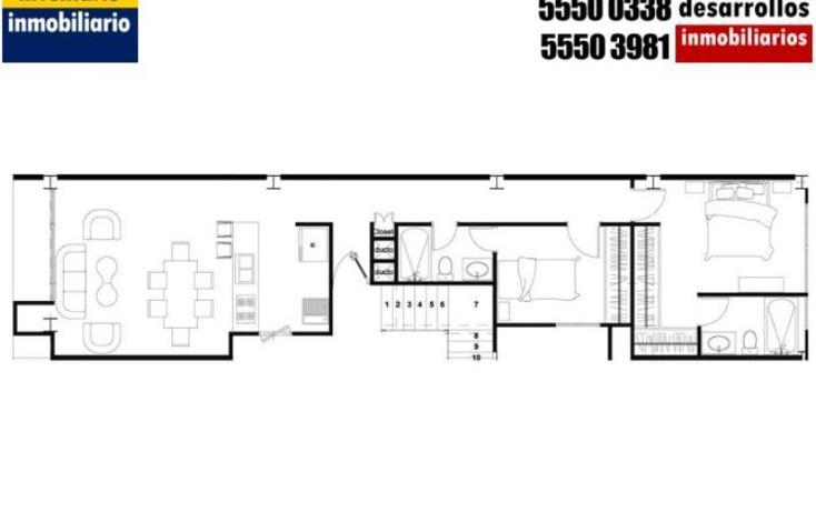 Foto de departamento en venta en  , napoles, benito juárez, distrito federal, 2851076 No. 05