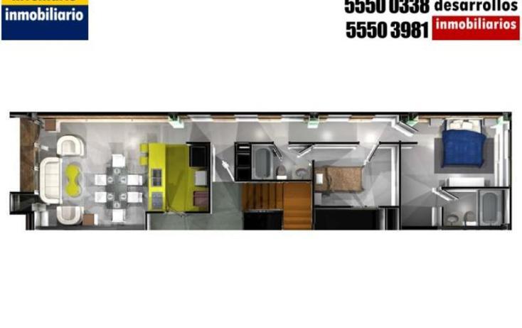 Foto de departamento en venta en  , napoles, benito juárez, distrito federal, 2851076 No. 06