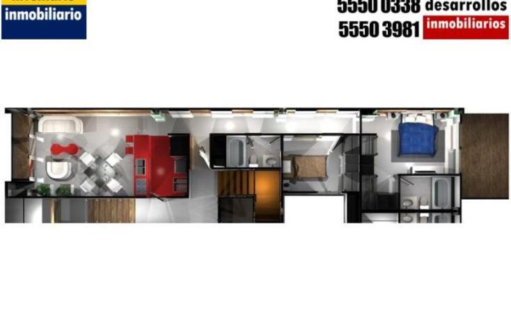 Foto de departamento en venta en  , napoles, benito juárez, distrito federal, 2851076 No. 07