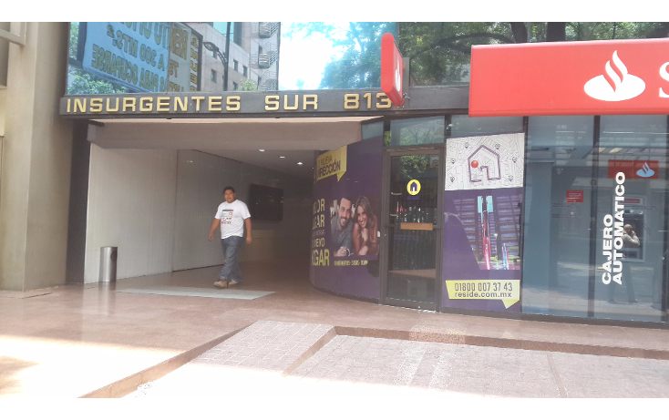 Foto de oficina en renta en  , napoles, benito juárez, distrito federal, 940319 No. 03