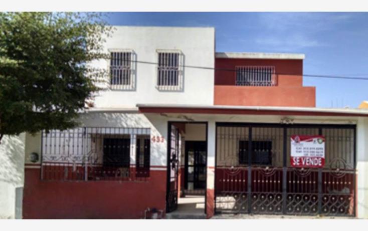 Foto de casa en venta en naranjal 493, campestre, villa de álvarez, colima, 1767264 No. 01