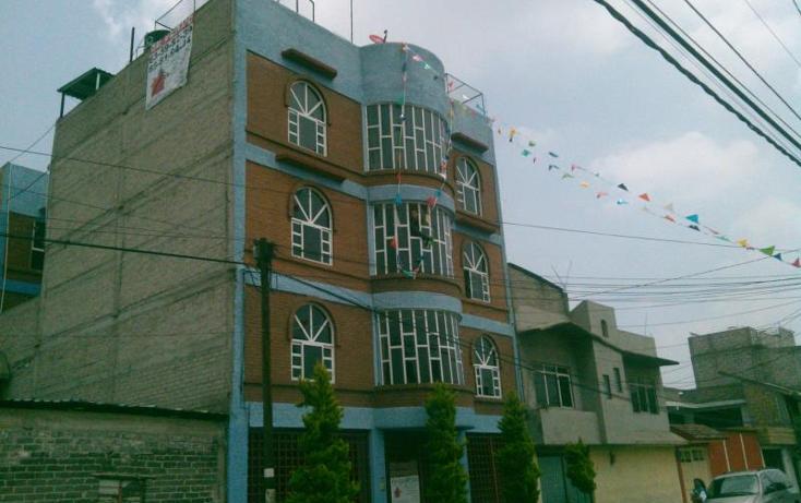 Foto de departamento en venta en narciso mendoza 186, loma bonita, nezahualcóyotl, méxico, 818497 No. 01