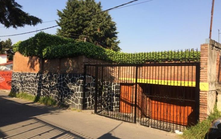 Foto de casa en venta en narciso mendoza 5, san miguel ajusco, tlalpan, distrito federal, 1688432 No. 01
