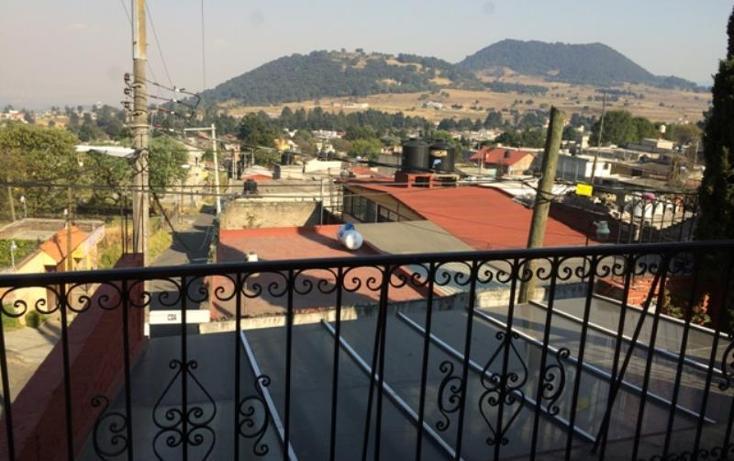 Foto de casa en venta en narciso mendoza 5, san miguel ajusco, tlalpan, distrito federal, 1688432 No. 30
