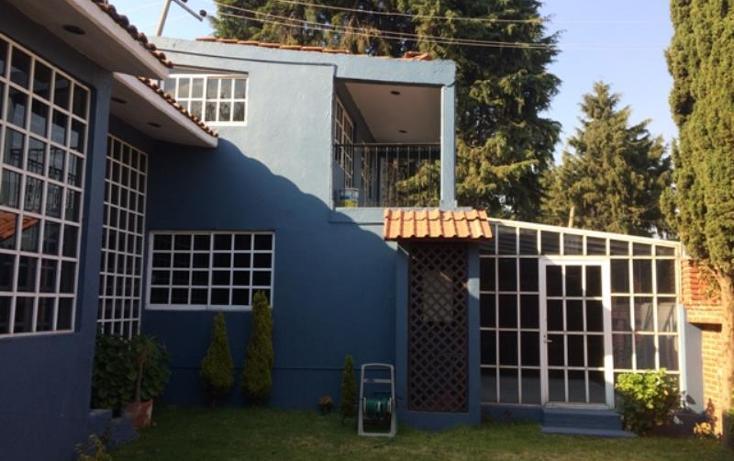 Foto de casa en venta en narciso mendoza 5, san miguel ajusco, tlalpan, distrito federal, 1688432 No. 39