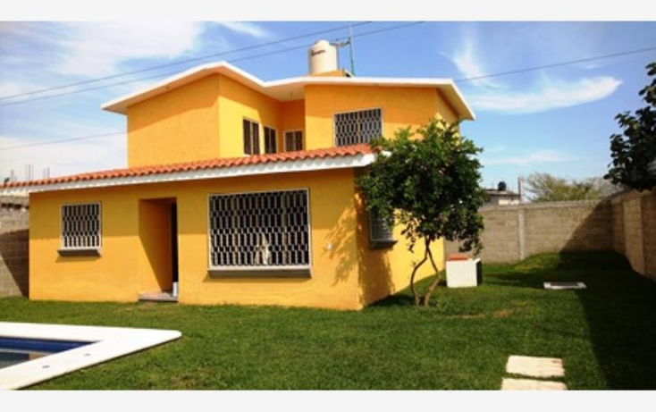 Foto de casa en venta en  , narciso mendoza, cuautla, morelos, 1987098 No. 01