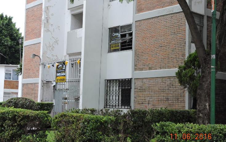 Foto de departamento en venta en  , narciso mendoza, tlalpan, distrito federal, 2000578 No. 01